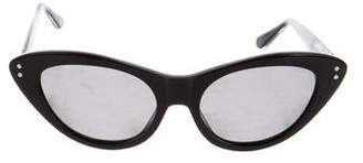Derek Lam Ulla Cat-Eye Sunglasses