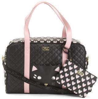 Kitsch Weekender With Removable Crossbody Strap