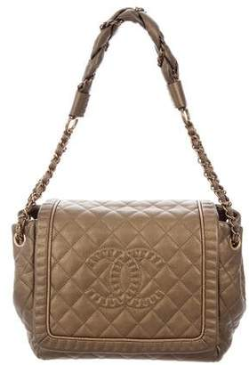 Chanel Istanbul Accordion Flap Bag