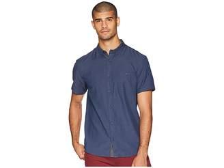 Quiksilver Waterfall Short Sleeve Shirt