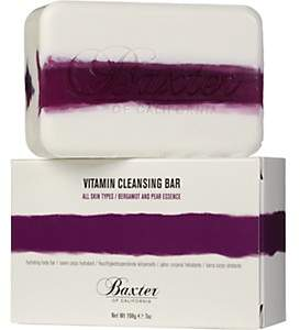 Baxter of California Women's Vitamin Cleansing Bar - Bergamot Pear