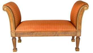 Kreiss Neoclassical-Style Bench