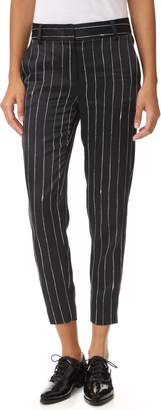 DKNY Tailored Relaxed Pants $398 thestylecure.com
