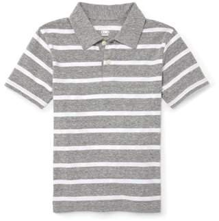 Children's Place The Boy's Short Sleeve Stripe Polo
