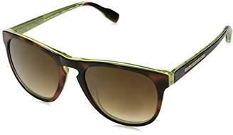 Elie Tahari Women's EL221 TSGR Oval Sunglasses