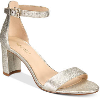 Nine West Pruce Sandals Women Shoes