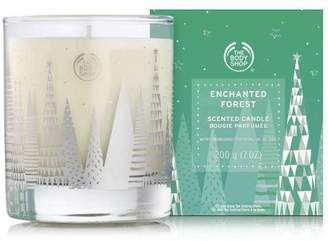 The Body Shop Enchanted Forest Candle