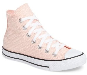 Women's Converse Chuck Taylor All Star Woven High Top Sneaker $64.95 thestylecure.com