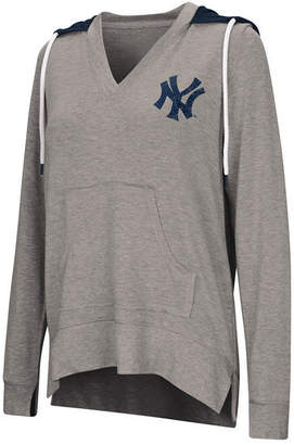 New York Yankees G-iii Sports Women's Ring Time Hoodie