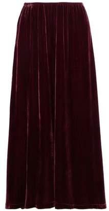 McQ Velvet Maxi Skirt