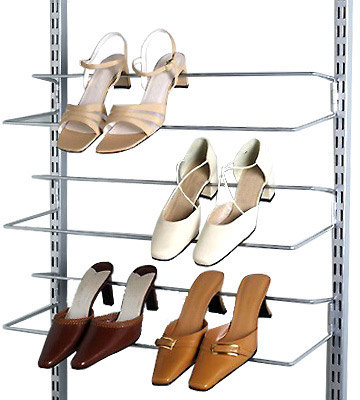 Platinum elfa Easy Hang Shoe Rack