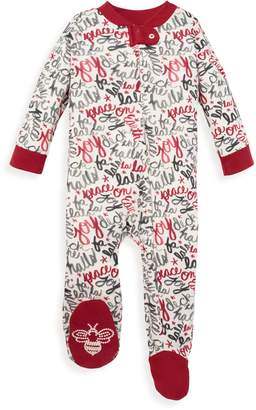 Burt's Bees Holiday Carols Organic Sleep & Play Pajamas