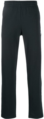 Ea7 slim-fit track trousers