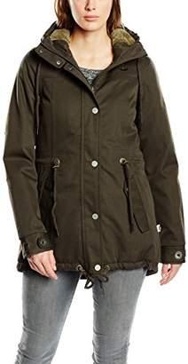 DreiMaster Women's Long Sleeve Jacket - Green