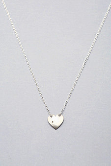 Adina Reyter Tiny Heart with Diamond