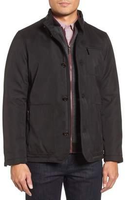 Ted Baker Humfre Knit Bib Inset Jacket