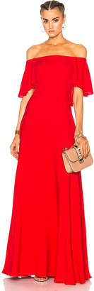 Valentino Off Shoulder Gown $5,790 thestylecure.com