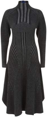 Sportmax Geometric Knited Dress