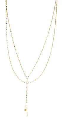Lana Petite Blake Layered Necklace in 14K Gold