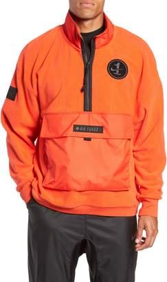 Nike NSW Air Force 1 Half Zip Jacket