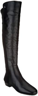 Vince Camuto Wide Calf Leather Tall Shaft Boots - Karita