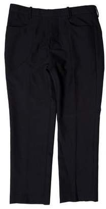 Marni Wool Houndstooth Pants