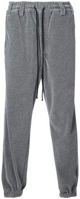 Song For The Mute side stripe track pants