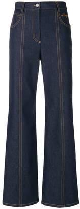 MSGM palazzo jeans