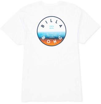 Billabong Men Rotor Graphic T-Shirt