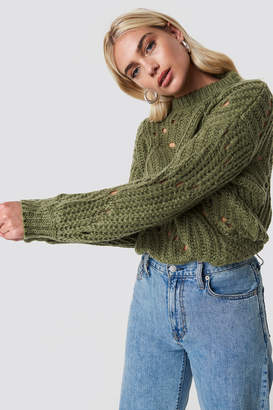 Moves Fiolina Sweater Burnt Olive