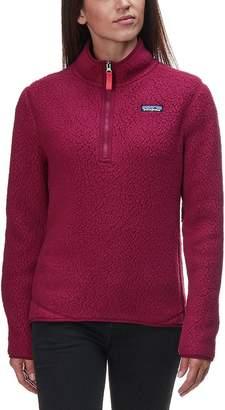 Patagonia Retro Pile 1/4-Zip Fleece Jacket - Women's