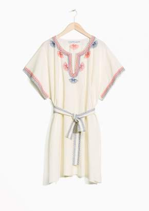 TOMS Embroidered Dress