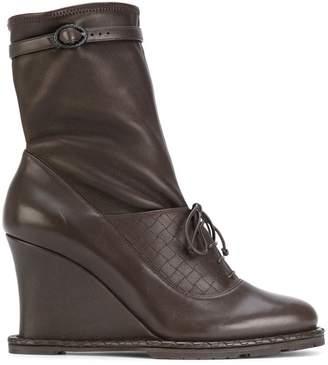 Bottega Veneta ankle length boots