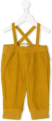 Tiny Cottons corduroy dungarees