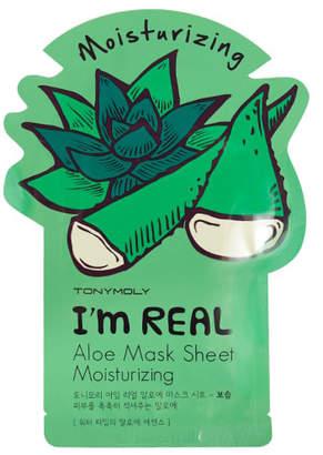Tony Moly Tonymoly I'm Real Aloe Mask Sheet Moisturizing