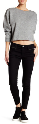 KUT from the Kloth Zipper Moto Skinny Jean $89 thestylecure.com