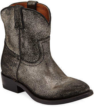Frye Billy Short Cowboy Boots