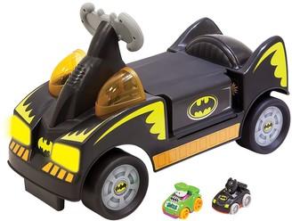 Fisher-Price DC Comics Batman Wheelies Ride-On Vehicle by