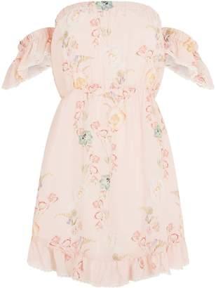 Athena Procopiou Careless Whisper Floral Dress