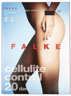 Falke Control Tights - Womens - Black