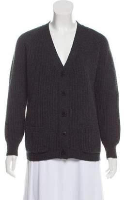 Golden Goose Merino Wool Knit Cardigan