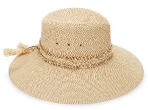 Eric Javits Voyager Woven Hat