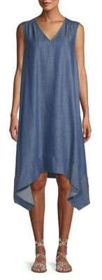 Lord & Taylor Leah Sleeveless Shift Dress
