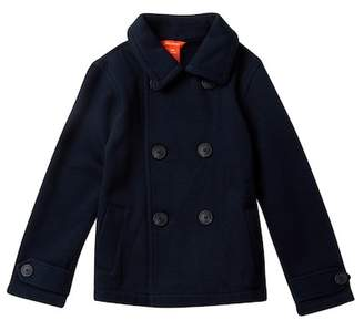 Joe Fresh Double-Breasted Peacoat (Big Boys)