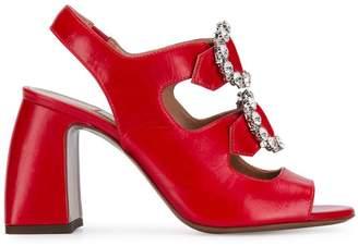 L'Autre Chose embellished sandals