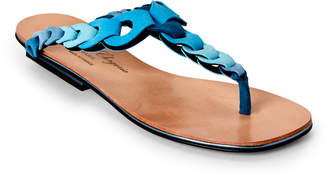Robert Clergerie Imani T-Strap Sandals