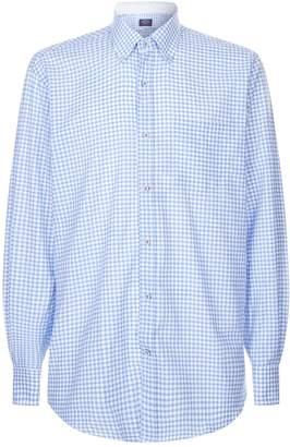 Paul & Shark Chambray Gingham Shirt
