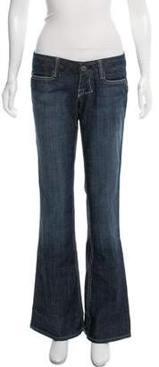 William Rast Low-Rise Savoy Jeans