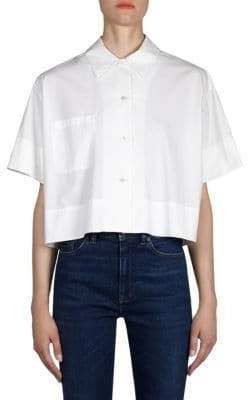 Acne Studios Cotton Button-Down Shirt