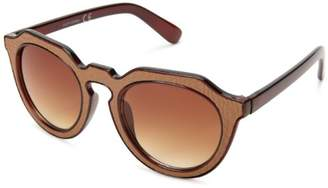 A.J. Morgan Zipster 40074 Oval Sunglasses $12.67 thestylecure.com